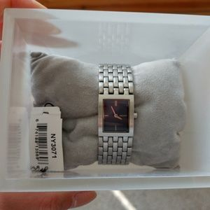 Dkny stainless woman's watch